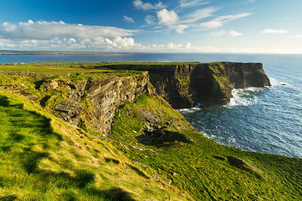 paysage irlande Cliffs of Moher