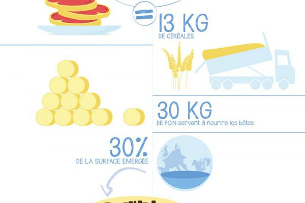 infographie habitudes alimentaires