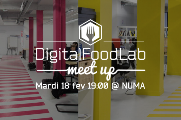 Digital Foodlab meetup
