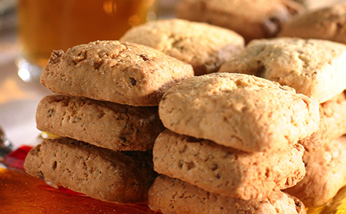 Canistrelli (biscuits corses)