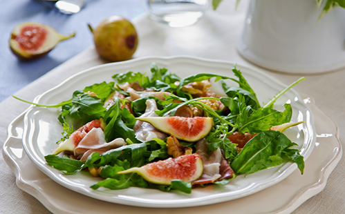 salade-figues-et-coppa