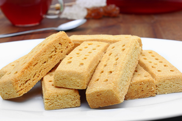 recettes biscuits Shortbreads
