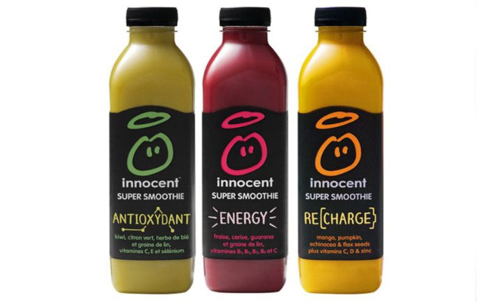 innocent smoothies marketing mix Innocent good afternoon, innocent banana phone mktg i've just had an innocent smoothie and it says if you're bored to give you a call i just wondered what people use this line for innocent well, it's the general line people can find out where to buy a smoothie or we help stockists who want to.